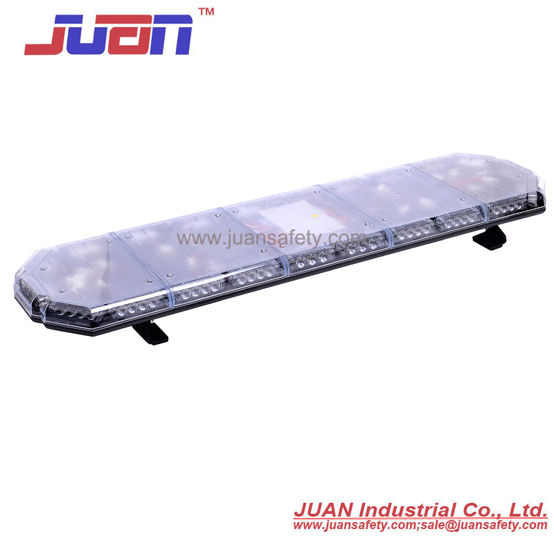 Factory sale 48 inch Full size Strobe amber blue red Warning truck led roof light bar