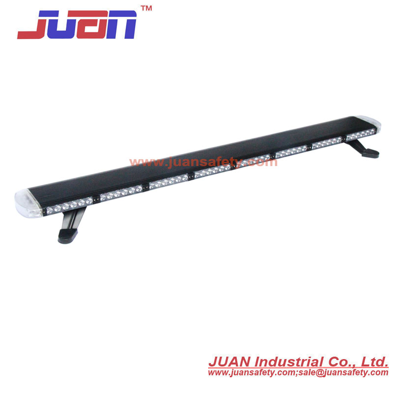 Ultra thin and strip narrow type 3W LEDS warning strobe police vehicle roof light bar TBD-2141B​