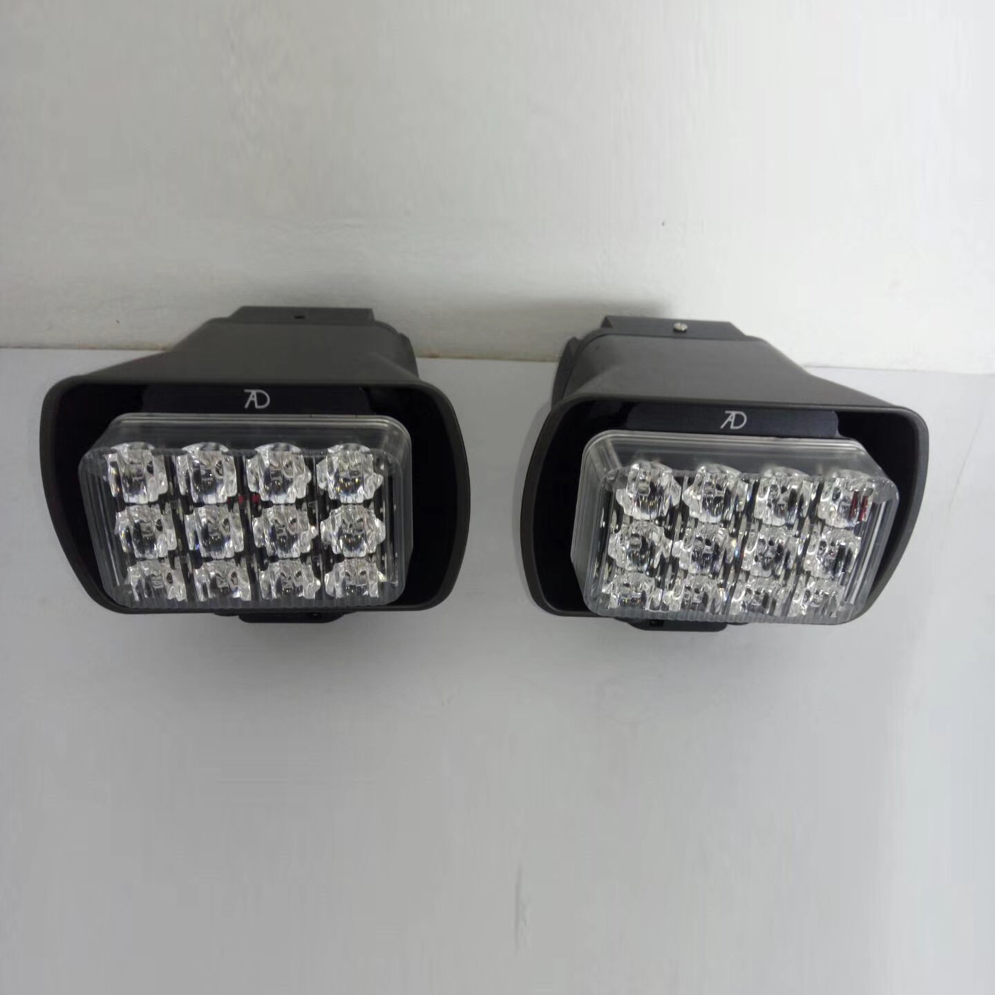 50W Police Motocycle beautiful appearance police auto use 24V lighting siren speaker